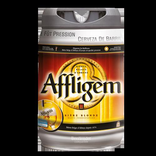 Fut beertender Affligem