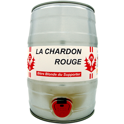 Fut de biere La chardon Rouge