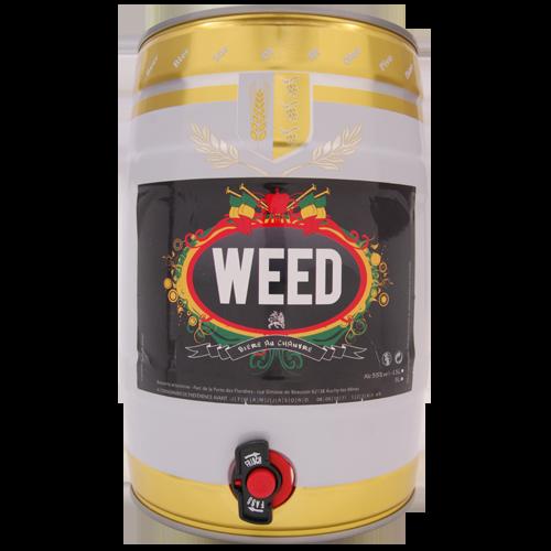 Fut de bière Weed