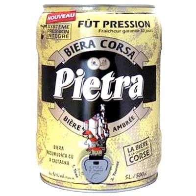 Fut de bière corse Pietra