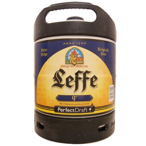 Fût 6L Perfectdraft Leffe 9