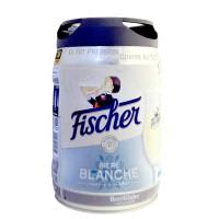 Fût de bière blanche Fisher beertender 5L